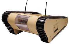 """HowStuffWorks """"How Military Robots Work"""""""