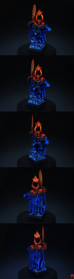 Insanely good OSL, bordering on cartoonish looking though. Lord 'Fire and Ice'