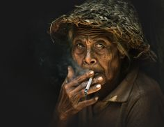 SMOKER FROM BALI by abe less on 500px
