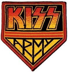 Kiss Army Logo Rock Roll Music Band Embroidered Iron On Patch Cool-Patches, http://www.amazon.com/dp/B000WWTA9I/ref=cm_sw_r_pi_dp_GWHqqb0WGEQA1