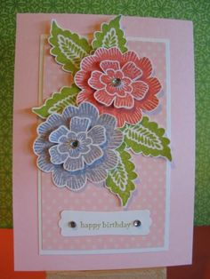 Sneak Peak - Array of Sunshine by nbellish - Cards and Paper Crafts at Splitcoaststampers
