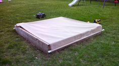 Cover your sandboxes folks. Don't go through the shame, worry and hysteria of a fecal CATastrophy. Check out my build of a simple and cheap solution that takes care of a number of sandbox sin…
