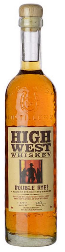 High West Whiskey Double Rye Whiskey.THE whiskey (whisky?) to have while skiing.| spiritedgifts.com