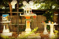Traditional Thai Buddhist Altar