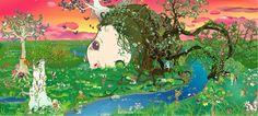 Chiho Aoshima, 2004 ©Chiho Aoshima/Kaikai Kiki Co., Ltd. All Rights Reserved. Courtesy Galerie Perrotin