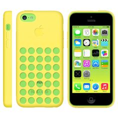 Colourfully cool.Take personal expression to the next level with a colourful iPhone 5c Case. It comes in six hues with a design that allows the colour underneat