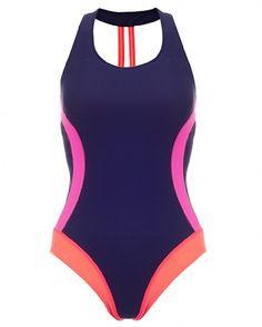 Dolphin+Swimsuit