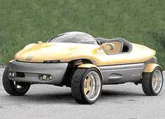 Fiat Cinquecento Rush by Bertone