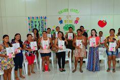 Acadêmicos de enfermagem se encantam e firmam parceria com o Família que Acolhe #pmbv #prefeituraboavista #boavista #roraima