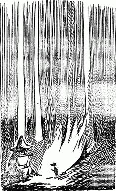 Kuvahaun tulos haulle little my moomin drawing Pretty Drawings, My Drawings, Children's Book Illustration, Graphic Design Illustration, Little My Moomin, Moomin Valley, Tove Jansson, All Art, Illustrations Posters