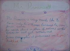 Mr. Pronoun