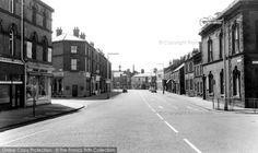 Photo of Widnes, Victoria Road from Francis Frith Time Travel, Street View, Victoria, Victoria Plum