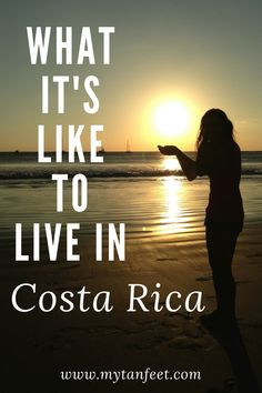 What it's like to live in Costa Rica: 5 things that surprised me about  living in Costa Rica. Read more here:  https://mytanfeet.com/expat-life/expat-surprised-me-about-living-in-costa-rica/  Costa Rica | Costa Rica travel blog | Costa Rica travel tips
