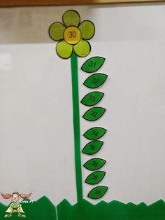 Súper PT: Un jardín de números Plastic Cutting Board, Blog, Special Education Classroom, Xmas, Baby Pets, Blogging
