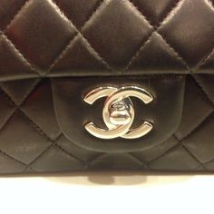 Chanel Black Quilted 2.55 Bag  5a06f2f982f57