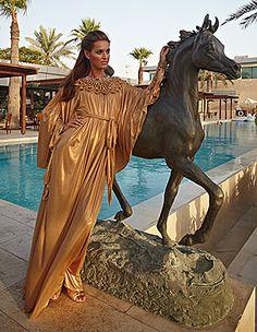 Effa Collection :: Abaya designs from Effa - Dubai, UAE -