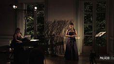Lali Anashvilli, piano, e Ana Ventura, canto