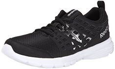 9e86aa53882b0 Reebok Mens Speed Rise Running Shoe BlackMatte SilverWhite 12 M US -- Read  more at the image link.