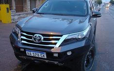 Rhino 4×4 | Toyota Fortuner 2016 Front Evolution Bumper Toyota Fortuner 2016, Evolution, Cool Stuff, Random, Vehicles, Car, Cool Things, Automobile, Rolling Stock
