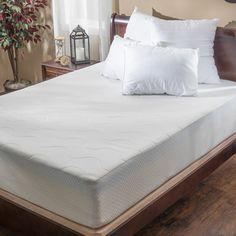 Christopher Knight Home Choice 14-inch King-size Memory Foam Mattress | Overstock.com Shopping - The Best Deals on Mattresses