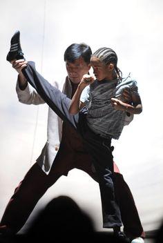 Karate Kid with Jackie Chan