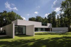 Imagen 3 de 27 de la galería de Residencia DM / CUBYC architects bvba. Fotografía de Koen Van Damme