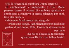 """Le frasi di """"Ermanno Gioia"""" nel libro """"Il silenzio delle mie idee"""".    In vendita: http://www.mondadoristore.it http://www.lafeltrinelli.it http://www.ibs.it http://www.amazon.it http://www.youcanprint.it"""