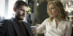 The Fall | Jamie Dornan and Gillian Anderson