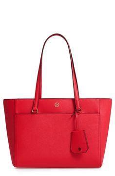 eba80e6beddb Tory Burch Small Robinson Leather Tote. Tory Burch BagFashion Handbags Shoulder ...