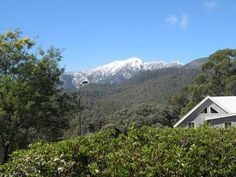 RIDGE RUNNER: Mt BULLER Off Mountain Snow Holiday Accommodation | Merrijig, VIC | Accommodation