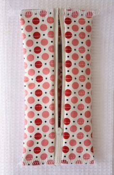 A Spoonful of Sugar: How to Make a Pencil Case