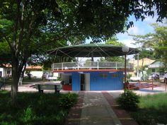 Praça Monsenhor Borzon - Barras - Piauí