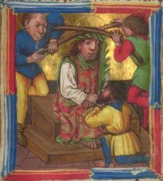 Gebetbuch der Katharina Peuthinger Augsburg: [1451-1550] Hs 117254  Folio 71r