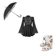 """Party"" by biasouza-i on Polyvore featuring Rasario, Miss KG and Fulton"