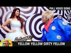 ​Song Name: Yellow Yellow Movie: Speedunnodu Starring: Sai Srinivas Bellamkonda, Sonarika Bhadoria, Tamannaah Music: DJ Vasanth Directed and produced by Bheemaneni Srinivasa Rao Lyrics : Chandra Bose Singer : Revanth Release Date: October 2017 Sonarika Bhadoria, Cover Songs, Download Video, Telugu Movies, Album Covers, Dj, Singer, Yellow, Music
