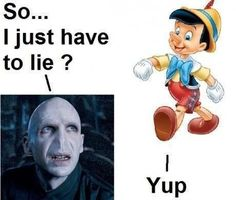 Lol pinochio. Is that how u spell his name??...