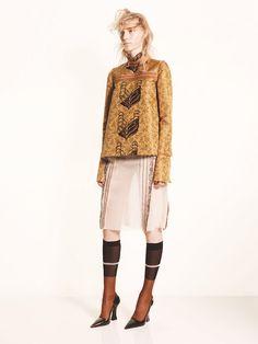 """Stormtrooper Fashion — Julia Nobis in """"Studio Vogue"""" byDavid..."""