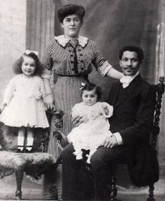 Philipe L. Laroche, only person of African ancestry to die on the Titanic.