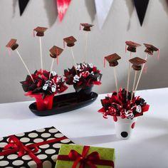 Graduation Party Centerpieces   Happy Party Idea
