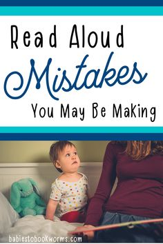 Do you have trouble reading to your kids? Find out how to solve the read aloud mistakes you may be making! #readaloud #reading #parenting #readingtokids #education Practical Parenting, Kids And Parenting, Parenting Hacks, Best Rhymes, How To Read More, Wordless Picture Books, Good Readers, Reading Levels, Kids Reading
