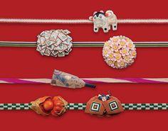 「てっさい堂」貴道裕子コレクション 美しき日本の小さな心 ~豆皿、帯留、ぽち袋~