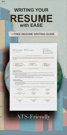 Having an attractive resume is crucial when looking for a new career or thinking of stepping up your job. That is why we created an office manager resume, college resume, Nurse Resume, Teacher resume, or your first resume template to ace your Job hunting. This Templates Include RESUME WRITING TIPS or RESUME GUIDE with how to write your cover letter as well. Office Manager Resume, College Resume, Business Resume, Nursing Resume, Professional Resume Examples, Good Resume Examples, Modern Resume Template, Resume Templates, Effective Resume