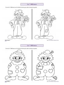 Librairie-Interactive - K 7 rozdíly karneval