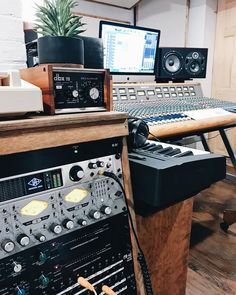 """1,575 Likes, 23 Comments - Tiny Tape Room (@tinytaperoom) on Instagram: """"Just generally happy about music and recording it... normal mixing and mastering schedule. Fun day."""""""