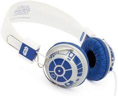 Coloud R2-D2 Headphones | OhGizmo!