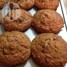 Mes muffins aux carottes @ qc.allrecipes.ca Biscuits, Muffins, Destination Wedding Favors, Allrecipes, Cookies, Breakfast, Cake, Food, Breads