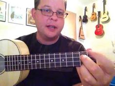 Beatles - Here Comes the Sun - Ukulele Tutorial - YouTube