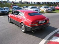 Saab CX