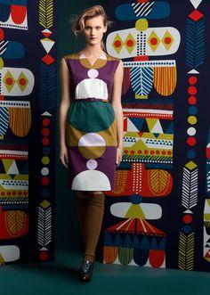 Autumn fashion 15 |Marimekko