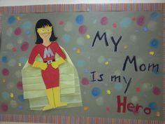 mother days bullentin | Mother's Day Bulletin Board Idea